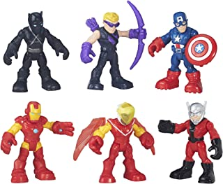 Best marvel 3 3 4 inch action figures Reviews
