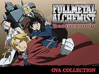 Fullmetal Alchemist Brotherhood (English Dubbed) OVAs
