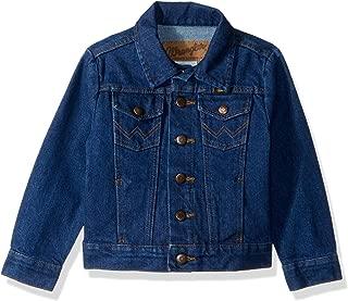 Wrangler Boys' Western Denim Jacket
