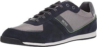 Hugo Boss Men's Suede Sneaker