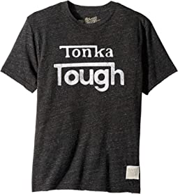 Vintage Tri-Blend Short Sleeve Tonka Tough T-Shirt (Big Kids)