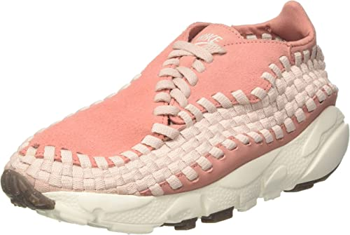 Nike Wmns Air Footscape Woven, Hauszapatos de Gimnasia para mujer