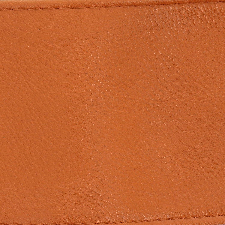 FASHIONGEN - Damen Taillengürtel Breiter Obi gürtel MICA Orange