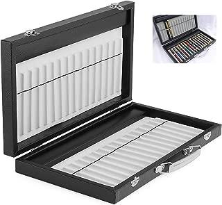 Portabla 30 Fountain Pen Case Roller Pen Case Pu Leather Pen Case,Fountain Pen Storage Display