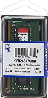 Memória para Notebook DDR4 8GB 2400MHz Kingston Value CL17 KVR24S17S8/8