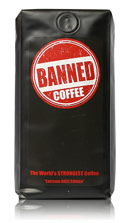 Banned Coffee Ground World's Strongest Coffee