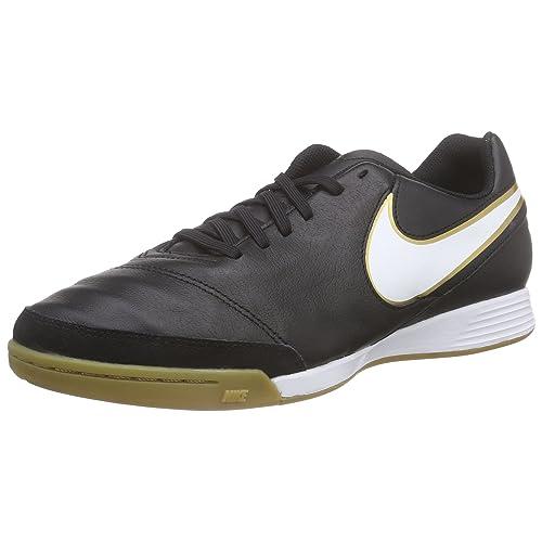 Nike Men s Tiempo Genio II Leather IC Soccer Shoe f916c2b83f