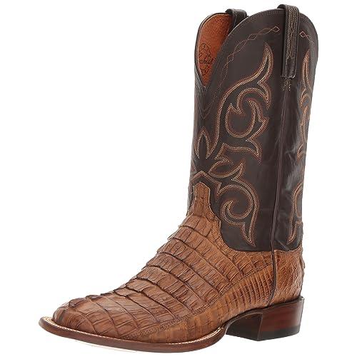 a5c6d426dbc Men's Exotic Cowboy Boots: Amazon.com