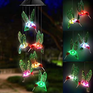 wind chimes for wedding gift