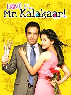 Love U… Mr. Kalakaar!