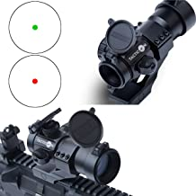 predator v1 red dot green dot sight