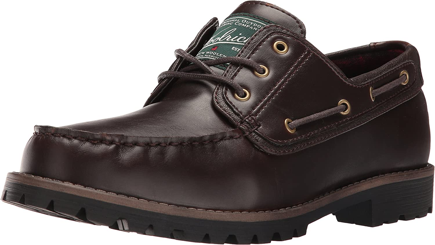 Woolrich Men's Trout Run Boat shoes