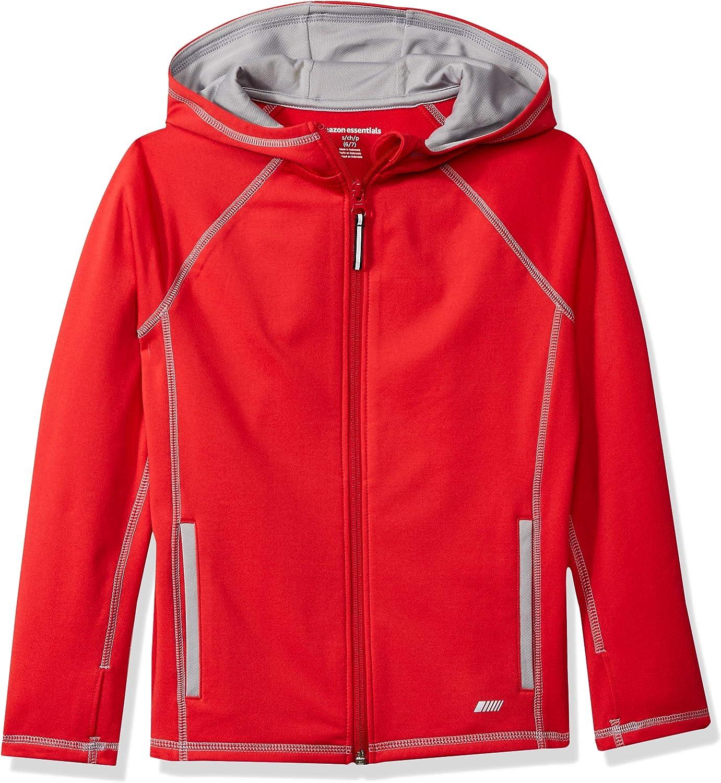 Essentials Full-Zip Active Jacket Bambino