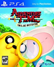 Little Orbit Adventure Time: Finn and Jake Investigations (PS4)