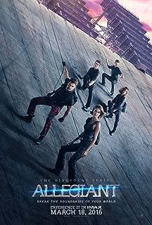 Best allegiant movie poster Reviews