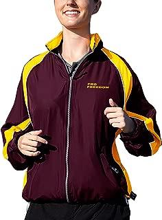 Women's Pro Freedom Athletic Warm Up Jacket