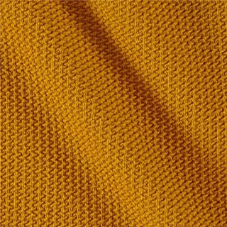 TELIO Mustard Paola Pique Knit Fabric by The Yard