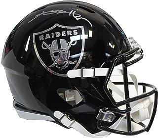 35117ba15 Authentic Antonio Brown Autographed Signed Full-Size Speed Helmet (Beckett  COA) Oakland Raiders