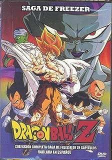 Best dragon ball saga freezer Reviews