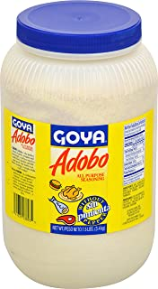Goya Foods Adobo All Purpose Seasoning Without Pepper, 7.5 Pound
