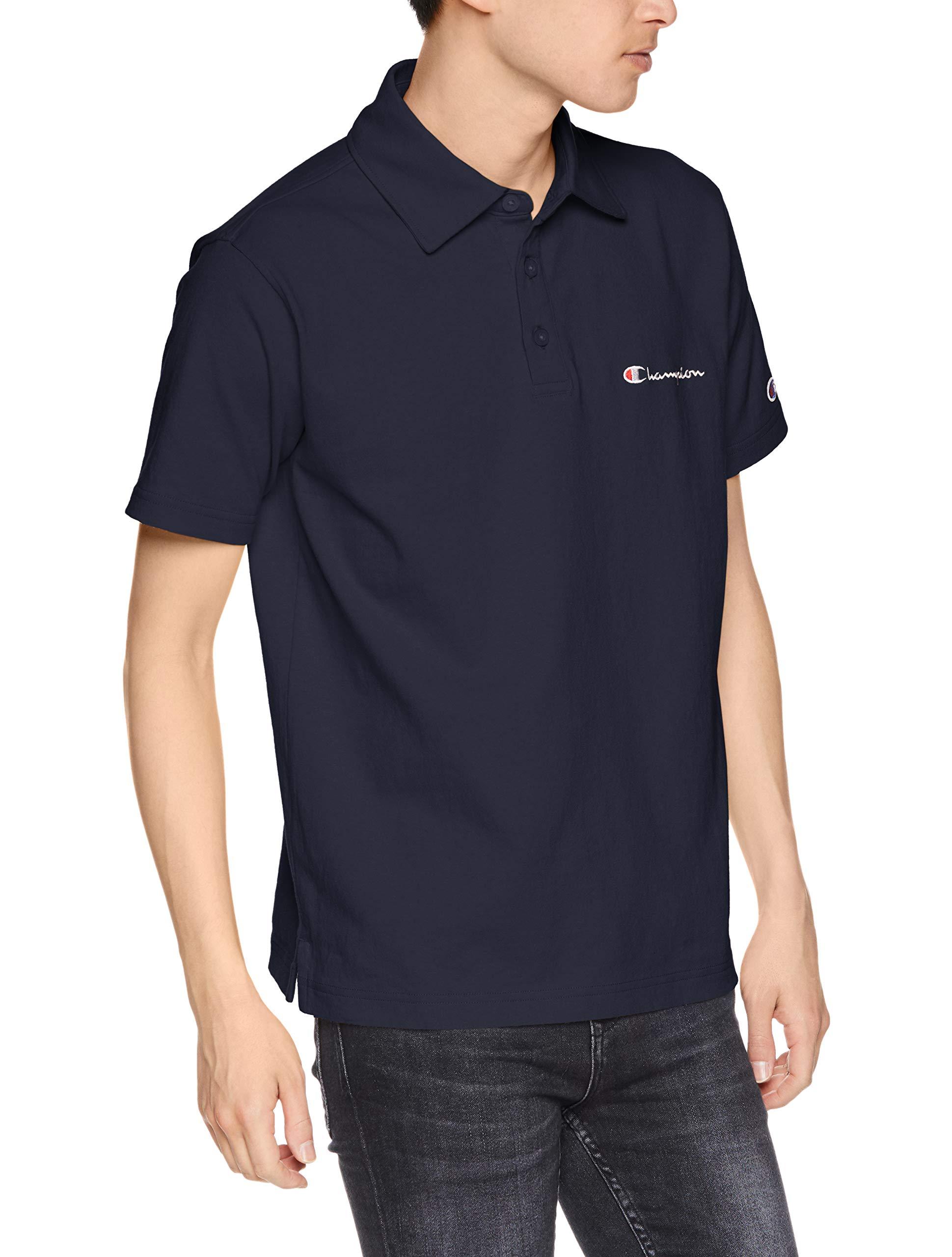[チャンピオン]ポロシャツC3-P306