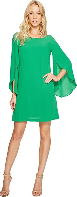 Jessica Simpson - Flutter Sleeve Dress JS6R8411