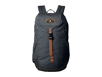 Deuter Walker 16 (Anthracite/Black) Backpack Bags