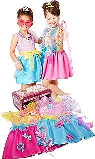 Fancy Nancy Ultimate Dress up Trunk, 13-Pieces, Pink/Multi Color, Fits Sizes 4-6X. [Amazon Exclusive]