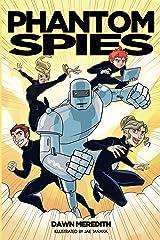 PHANTOM Spies Kindle Edition