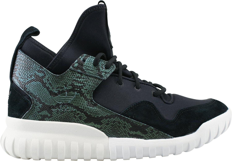Adidas Tubular X Men's Green Black Sports shoes S31988