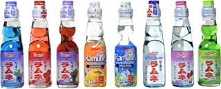 Power for Apple Ramune gift set 8 variety pack (Original Version)