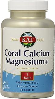 Coral Calcium+ Magnesium 90 Tabletas Kal