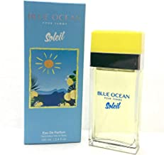 Mirage Brands Blue Ocean pour Femme Soleil 3.4 Ounce EDP Women's Perfume | Mirage Brands is not associated in any way with manufacturers, distributors or owners of the original fragrance mentioned