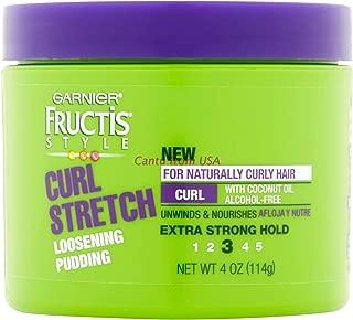 Hanvi Fructis Style Curl Stretch Loosening Pudding 4 OZ /114g