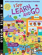 I Spy Learn and Go