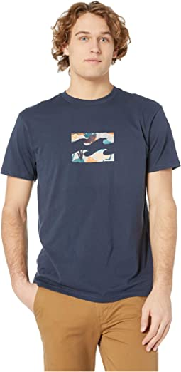 Team Wave Short Sleeve Tee