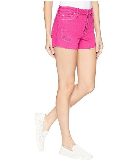 Joe's rosa fuerte Jeans altura de Smith cortos fuerte gran rosa Pantalones en de 7qwaYRz