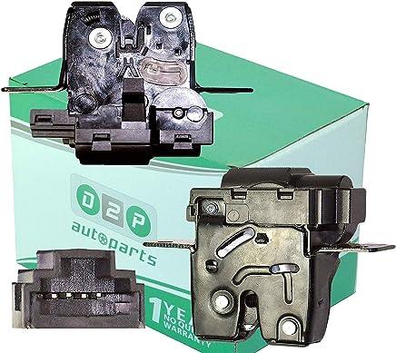 D2P para Renault Modus/Grand Modus y Scenic Mk2 portón Trasero Lock actuador/para