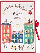 Cath Kidston Christmas Beauty Advent Calendar Gift Presents With 24 x Bath & Body Items