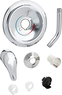 Moen TL182NH Single Handle PosiTemp Pressure Balanced Shower Trim Kit, Chrome