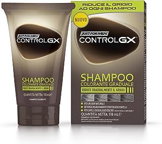 Just For Men Cgx Shampoo Colorante Graduale - 118 ml