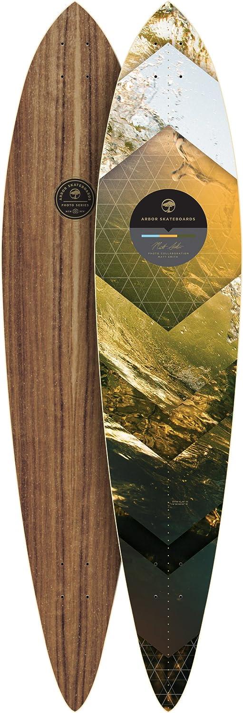 Arbor Longboard Deck Deck Deck Walnut Timeless 46  X 9.5  X 32.25  Deck B00OL1PU7M  Kunde zuerst 0b1fd7