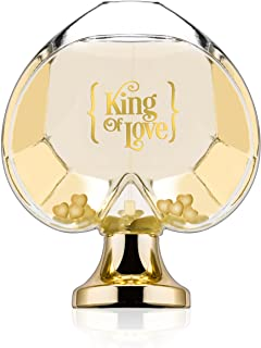 King of Love Men's Eau De Toilette, 3.3 Fl. Oz / 100 ml. Mens Perfume