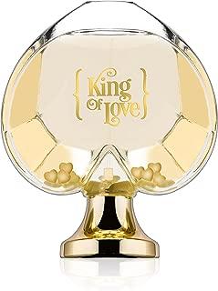 King of Love Men's Eau De Toilette, 3.3 Fl. Oz / 100 ml. Mens Perfume