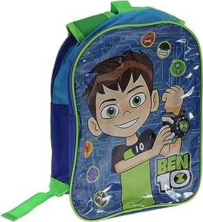 nuovo stile e6c93 57c01 Amazon.it: Ben 10 - Zainetti per bambini / Zaini: Valigeria