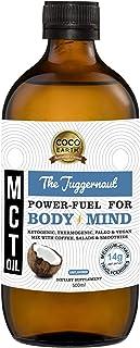 Coco Earth The Juggernaut Coconut MCT Oil 500 ml