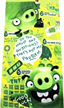 The Angry Birds Movie Bad Piggies Green and Yellow Colored Beach/Bath Towel