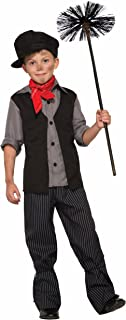 Child Poppins Chimney Sweeper Costume