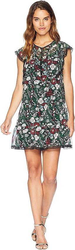 Secret Garden Floral Dress