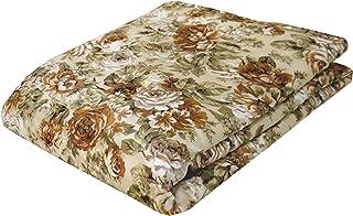 東京西川 シルク布団 (真綿布団) ベージュ シングル シルク100% マイモデル お肌に優しい ガーデンフラワー AB08001083BE